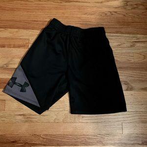 Black Boys Under Armour Shorts